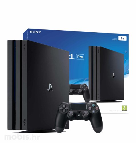 PlayStation 4 Pro 1TB G chassis