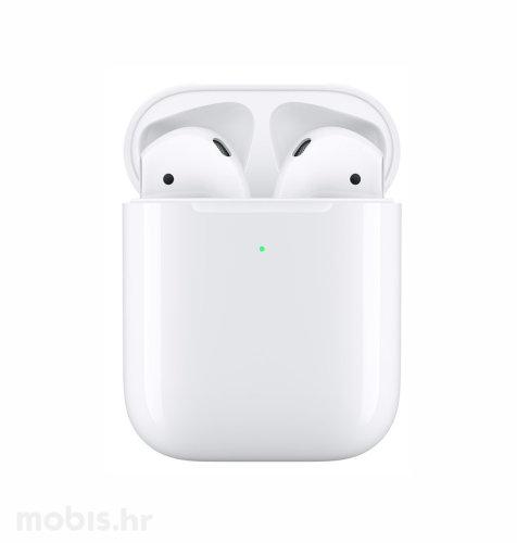 Slušalice Apple Airpods 2 s kutijicom za punjenje