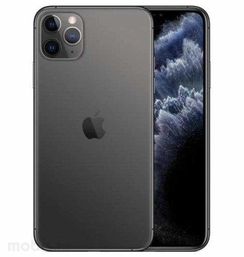 Apple iPhone 11 Pro Max 64GB: sivi