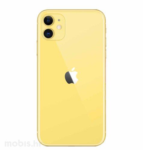 Apple iPhone 11 128GB: žuti