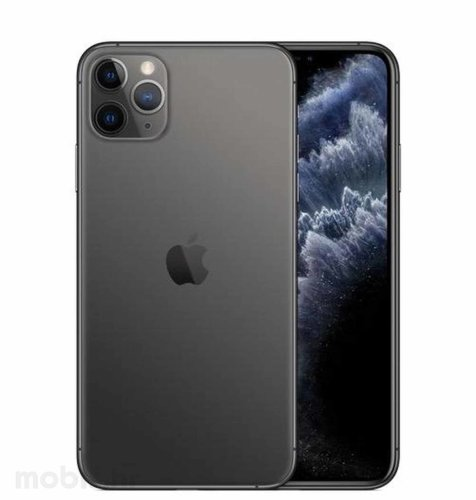 Apple iPhone 11 Pro 512GB: sivi