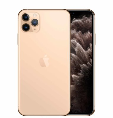 Apple iPhone 11 Pro 256GB: zlatni