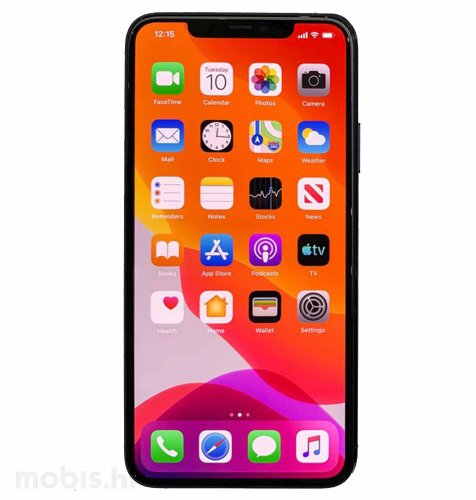 Apple iPhone 11 Pro Max 64GB: zeleni