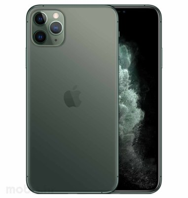 Apple iPhone 11 Pro Max 512GB: zeleni