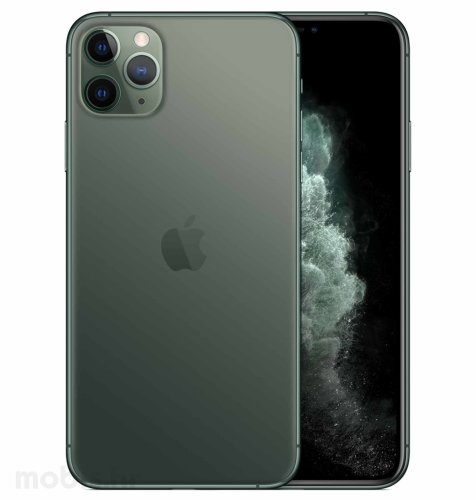 Apple iPhone 11 Pro Max 256GB: zeleni