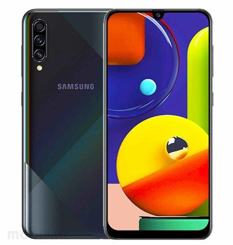 Samsung Galaxy A50s 6GB/128GB: crni