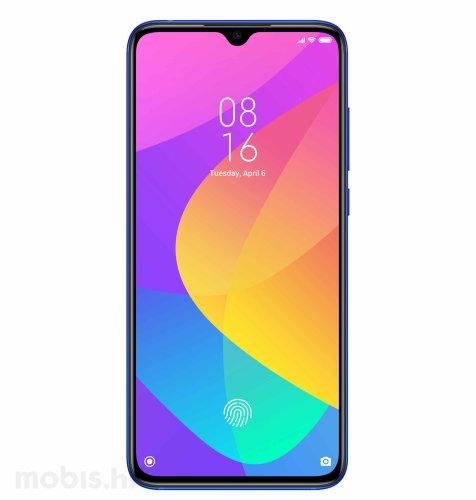 Xiaomi Mi 9 lite 6GB/128GB: plavi