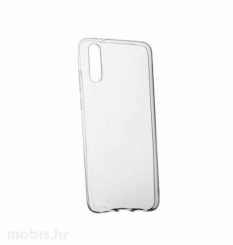 JCM silikonska maskica za uređaj Samsung Galaxy A70 : prozirna