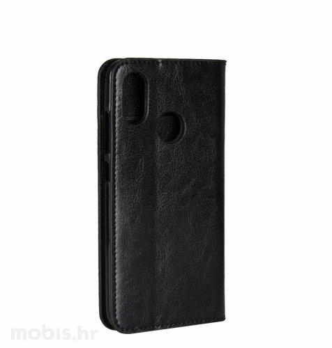 JCM preklopna maska za uređaj Xiaomi Redmi Note 7: crna