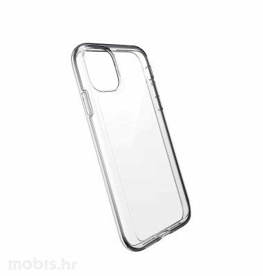 JCM silikonska maskica za uređaj Apple iPhone 11: prozirna