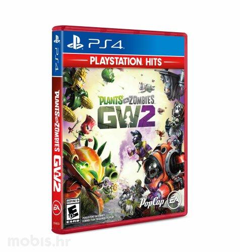 Plants vs. Zombies: Garden Warfare 2 HITS igra za PS4