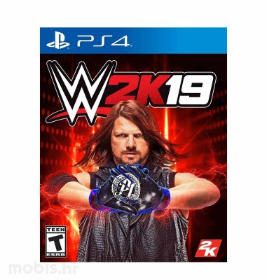 WWE 2K19 Standard Edition igra za PS4
