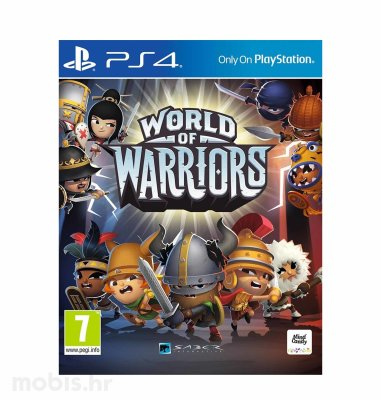 World of Warriors igra za PS4