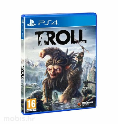 Troll and I igra za PS4