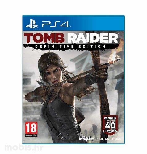 Tomb Raider Definitive Edition igra za PS4
