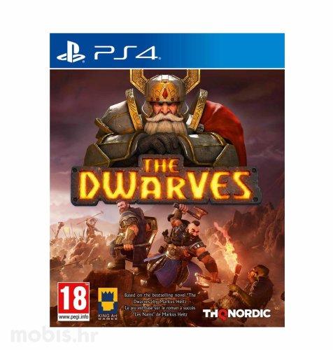 The Dwarves igra za PS4