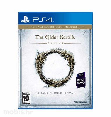 The Elder Scrolls Online Tamriel Unlimited + Explorer's Pack igra za PS4