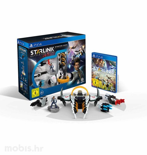 Starlink Battle for Atlas Starter Pack igra za PS4
