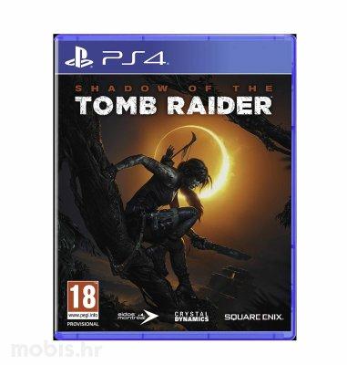 Shadow of the Tomb Raider Standard Edition igra za PS4