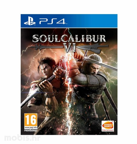 Soulcalibur VI igra za PS4