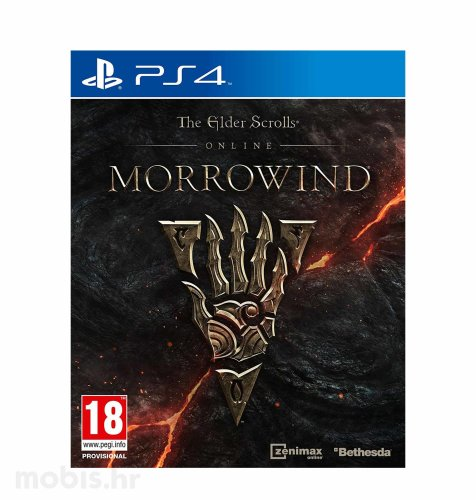The Elder Scrolls: Morrowind igra za PS4