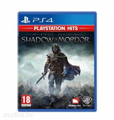 Middle Earth: Shadow of Mordor igra za PS4