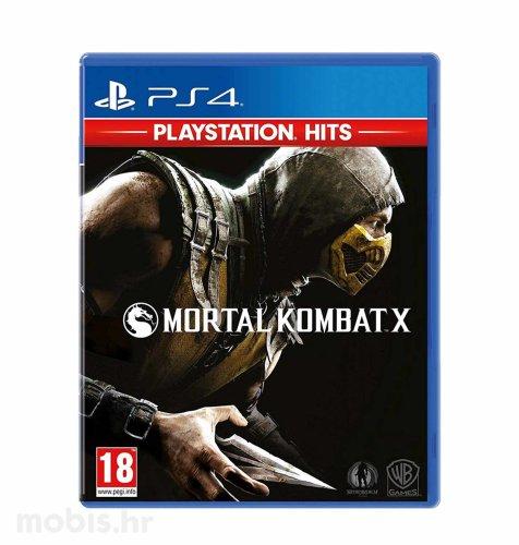 Mortal Kombat X Hits igra za PS4