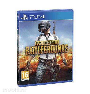 PlayerUnknown's Battlegrounds igra za PS4