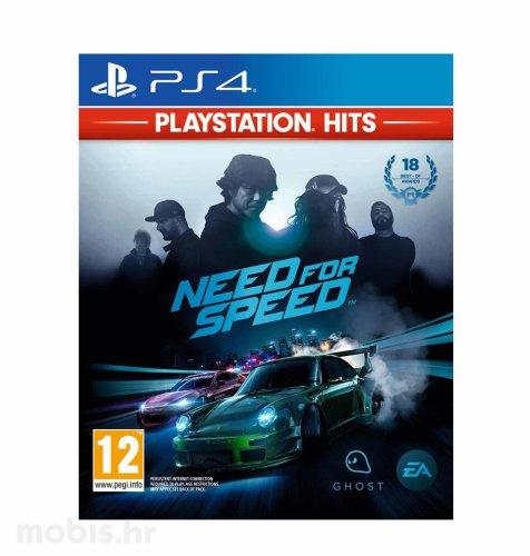 Need for Speed Hits igra za PS4
