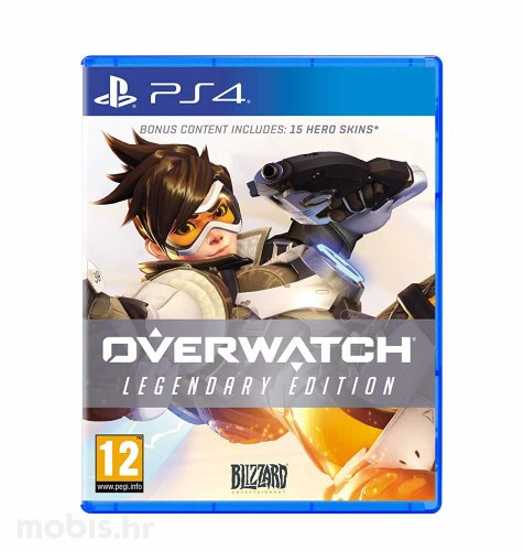 Overwatch Legendary Edition igra za PS4