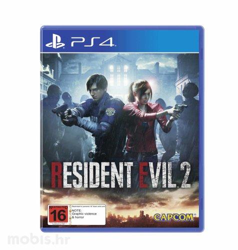 Resident Evil 2 igra za PS4