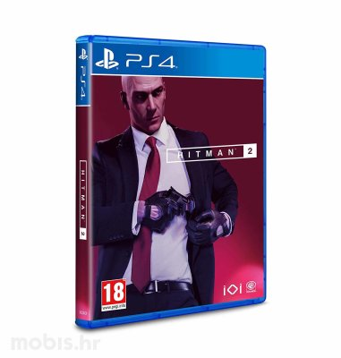 Hitman 2 igra za PS4