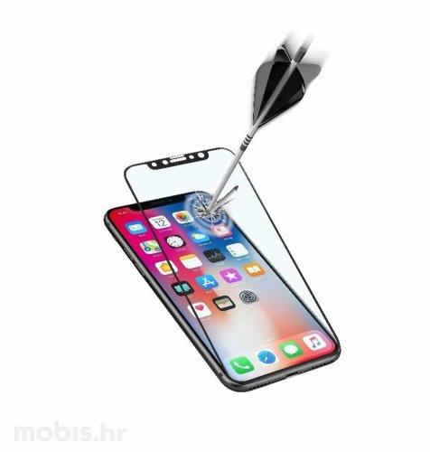 Zaštitno staklo za Apple iPhone X/XS/11Pro: crni rub