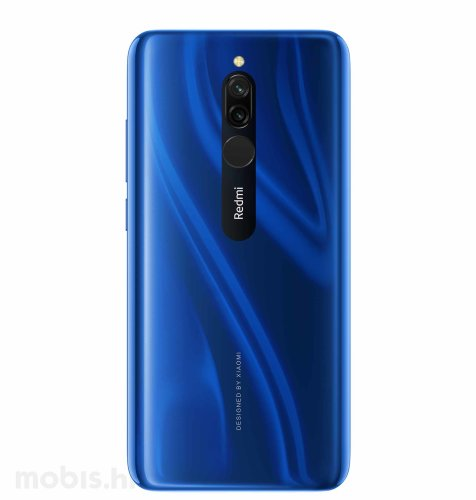 Xiaomi Redmi 8 4GB/64GB: plavi