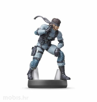 Igra Amiibo Super Smash Bros Snake
