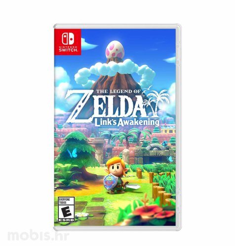 The Legend of Zelda: Link's Awakening igra za Nintendo Switch