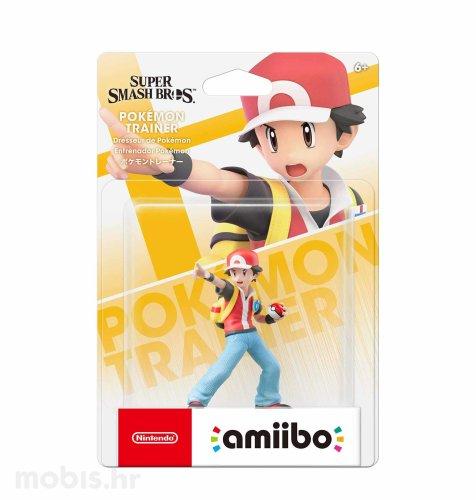 Igra Amiibo Super Smash Bros Pokemon Trainer