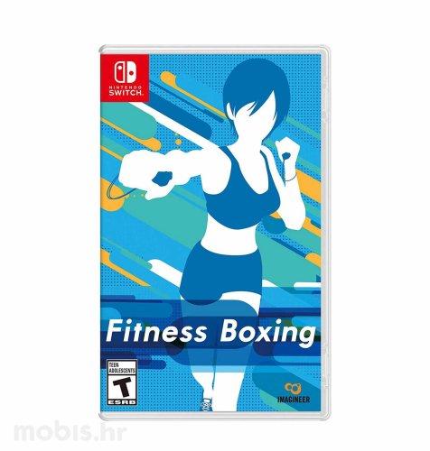 Fitness Boxing igra za Nintendo Switch