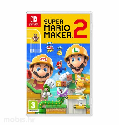 Super Mario Maker 2 igra za Nintendo Switch