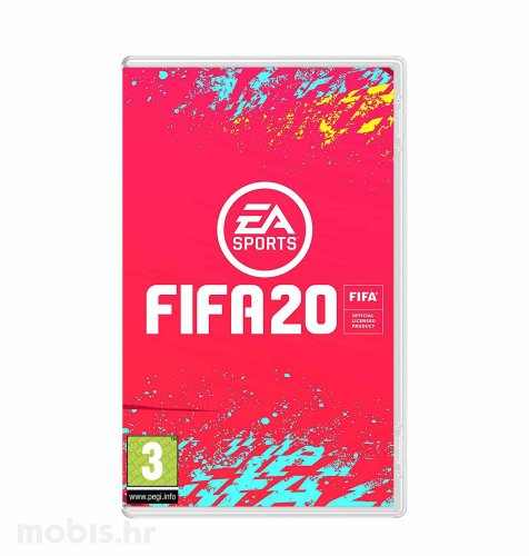 Fifa 20 Switch igra za Nintendo