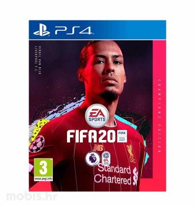 Fifa 20 Champions Edition igra za PS4