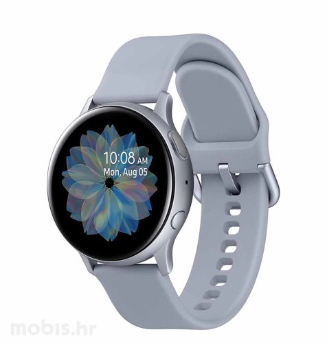 Samsung Galaxy Watch Active 2 (R820): srebrni