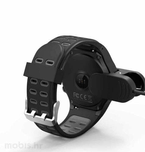 Evolveo Sportwatch M1S: sivo crni