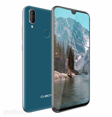 Cubot R19 Dual Sim 3GB/32GB: zeleni