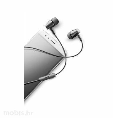 Cellular line stereo slušalice 2016: crne