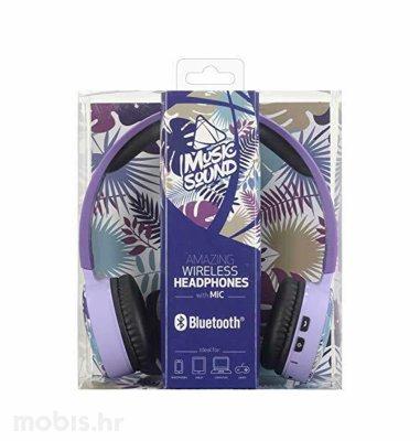 Cellular line slušalice BT MSound: Fan1