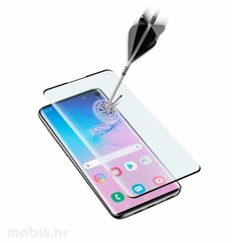 Cellularline zaštitno staklo za uređaj Samsung Galaxy  S10+