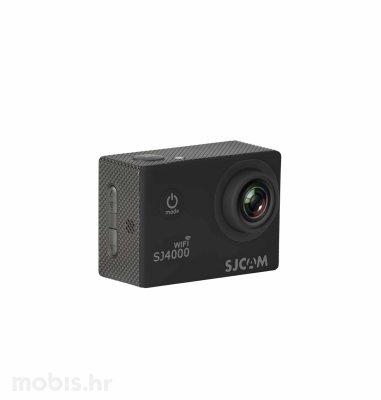 Akcijska kamera SJ4000: crna
