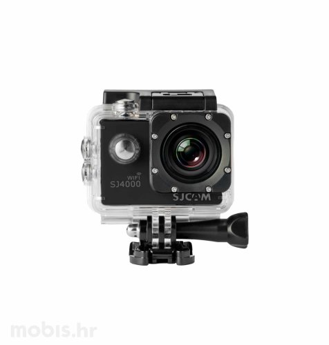 Akcijska kamera SJ4000: srebrna