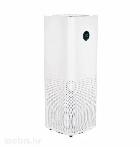 Xiaomi Mi pročišćivač zraka Pro: bijeli
